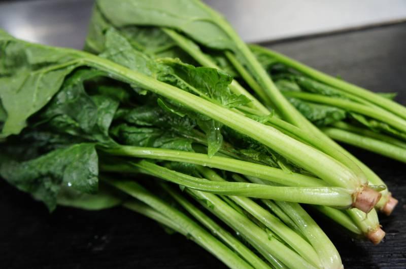 高冷地野菜「法蓮草」