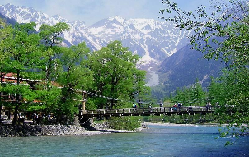 4月17日より上高地公園線が開通します!